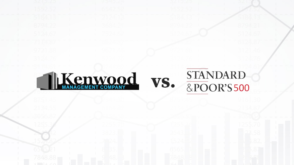 Kenwood's Historical Real Returns vs. S&P 500