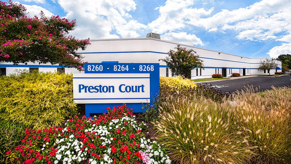 Preston Court Jessup
